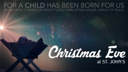 Have You Seen the Child? - Christmas Eve 2014