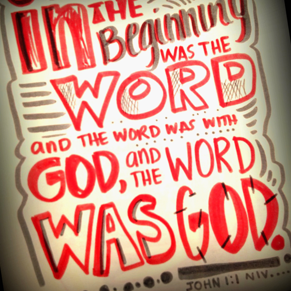 John 1: Christmas Logic and Imagination – St. John's Lutheran Church of Highland