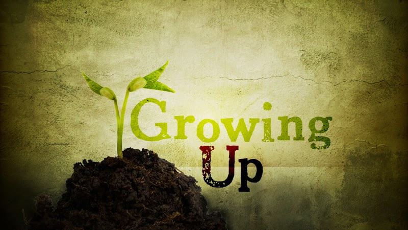 Growing Up is Hard to Do – St. John's Lutheran Church of Highland